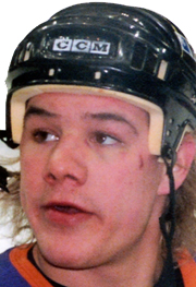 Josh Gratton, new Nashville Predators enforcer